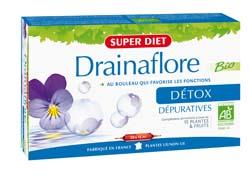 14 SUPER DIET Detoks Drainaflore
