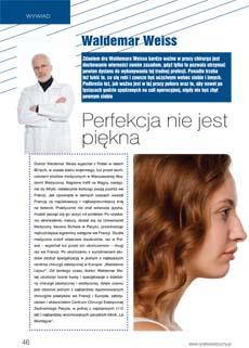 Waldemar Weiss wywiad 042016 Rynek estetyczny