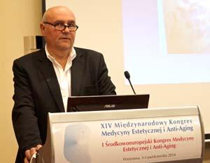 dr n. med. Andrzej Barwijuk, ginekolog, prezes Polskiego Towarzystwa Ginekologii Plastycznej, Fot. Rynek estetyczny