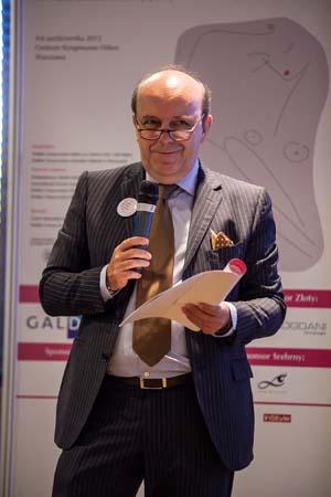 Doktor Andrzej Ignaciuk Fot. Marcin Barbarzak