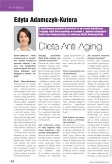 Dieta AntiAging