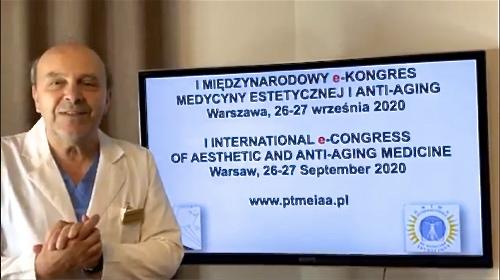 Kongres PTMEiAA przeniesiony do internetu