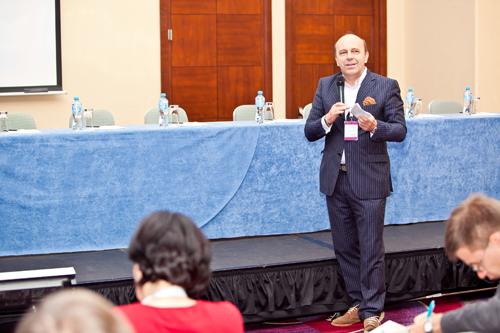 Dr Andrzej Ignaciuk na Kongresie Fot Marcin Barbarzak