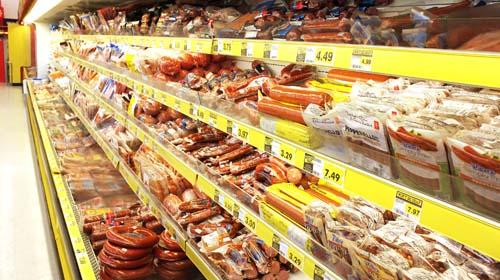 Żywność pełna chemicznych dodatków