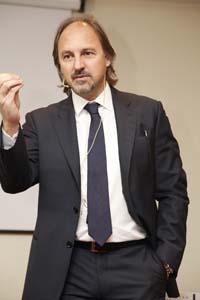 Dr Riccardo Forte, wykład, Kongres SLDE, Warszawa 2015 r.
