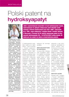 Polski hydroksyapatyt artykul