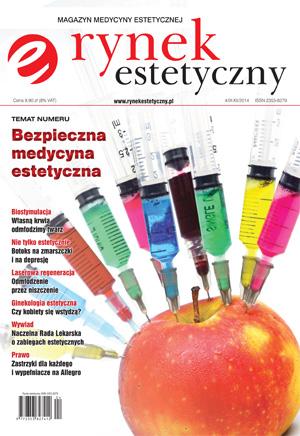 Okładka Rynek estetyczny IX-XII 2014