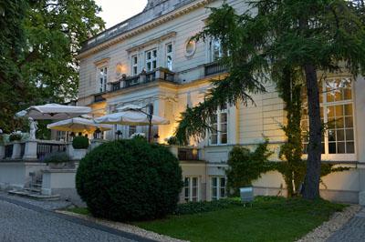 Inauguracja gabinetu dr Ignaciuka Pałac Sobańskich Fot. Olgierd Chodyniecki