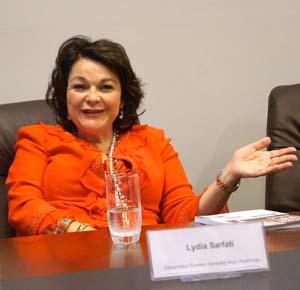 Lydia Sarfati Fot. Rynek estetyczny