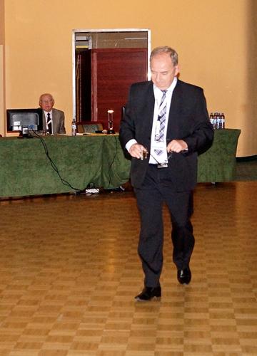 Prof. Andrzej Kaszuba Fot Rynek Estetyczny