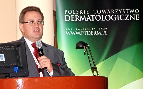Prof Jacek Szepietowski Fot Rynek Estetyczny