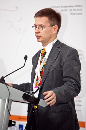 Prof Radosław Śpiewak Fot Marcin Barbarzak