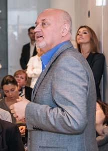 Tomasz Paszkowski Fot. Maciej Drywie