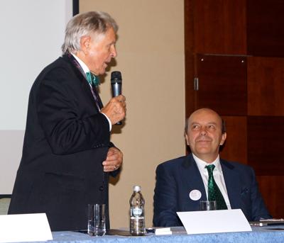 Prof Woy-Wojciechowski i dr Ignaciuk Fot RE