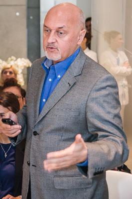 Prof. Tomasz Paszkowski Fot. Maciej Drywień
