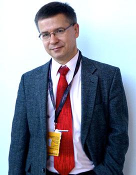 Radoslaw Spiewak UJ Fot RE