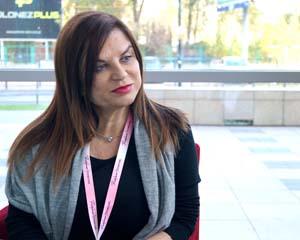 """Rossana Castellana w rozmowie z """"Rynkiem estetycznym"""" Fot. Rynek estetyczny"""